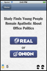 Study Finds Young People Remain Apathetic About Office Politics